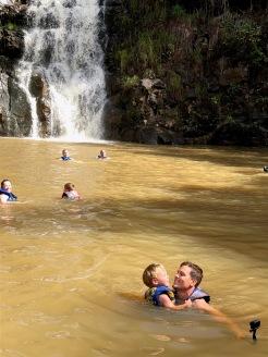 Waimea Valley Falls