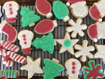 Yum! I seriously LOVE making these cookies.